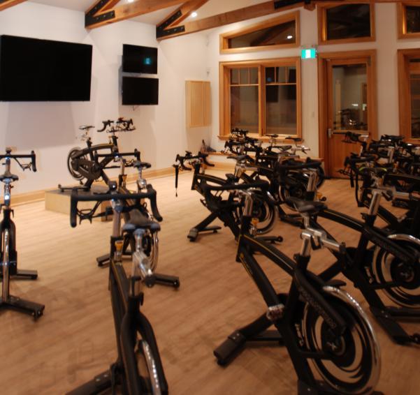 Flying Monkey Bike Shop Spin Studio