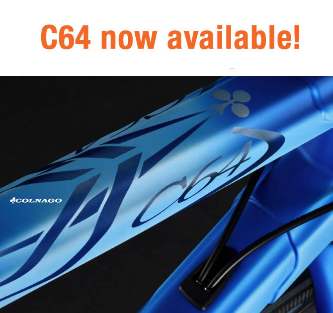 C64 now available