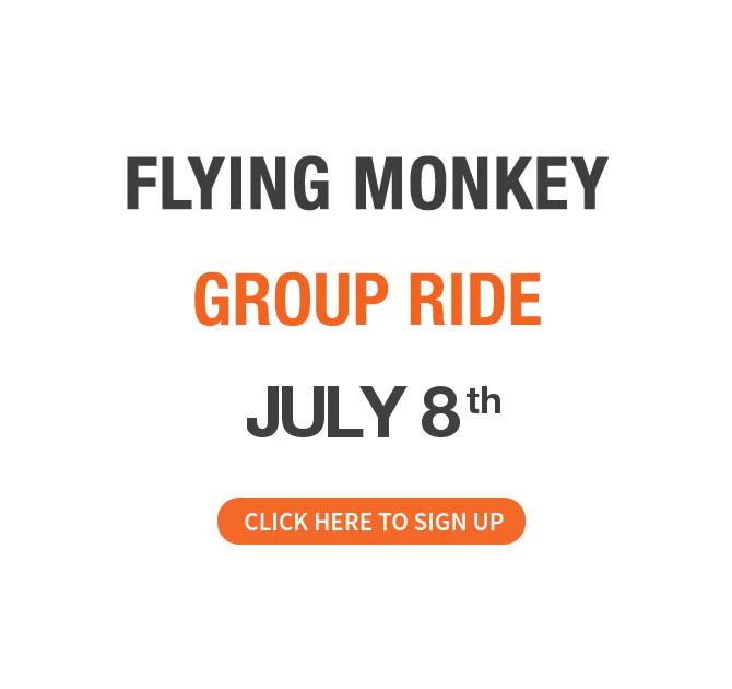 Flying Monkey Bike Shop Group Rides