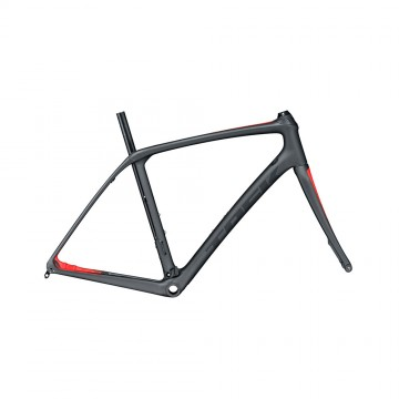 Domane SLR Disc Ultegra Complete Bike - Black/Red [2019]