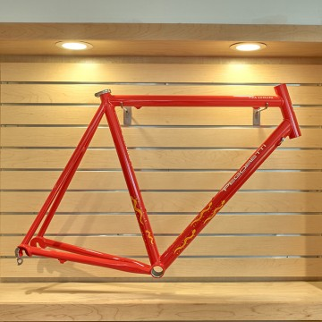 Fina Esampa Frame - Red / Yellow