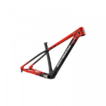 Vertex Carbon Frame - Red/Black [2019]