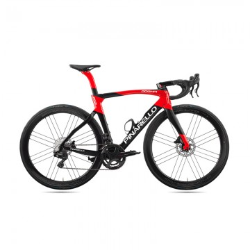 Dogma F12 Disk - Vulcan Red #565