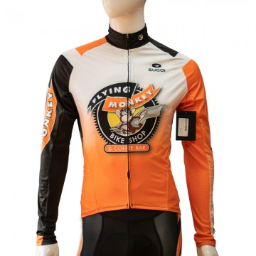 Flying Monkey Mens RS Pro LS Training Jersey