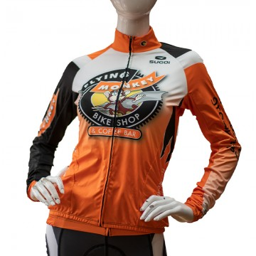 Flying Monkey Womens RS Pro LS Training Jersey