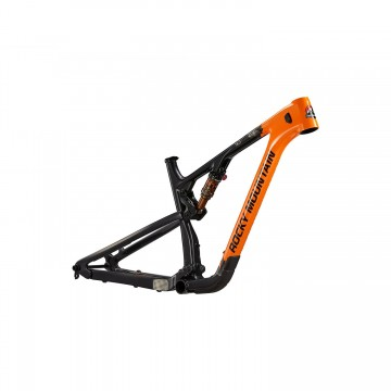 Element Carbon Frameset - Tangerine/Black [2019]
