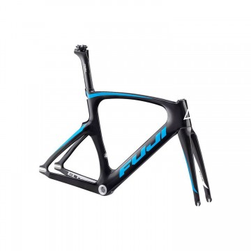 Track Elite Frameset - Black/Blue [2017]
